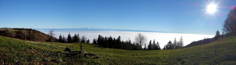 Panorama Punkt 1225