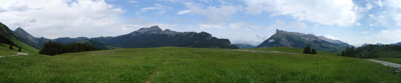 Panorama Punkt 1495