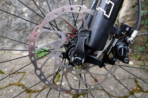 203mm Bremsscheibe Vorderrad