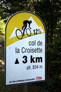 Aufstieg Salève - 3 km