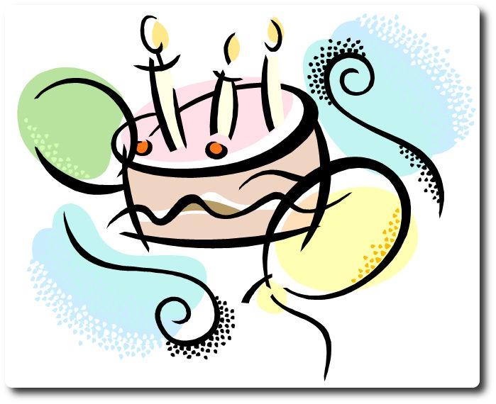 3. Geburtstag !