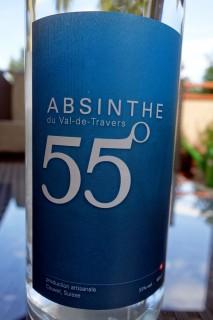 55 Grad Absinth