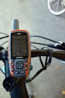 Garmin GPSMAP 64st Lenkermontage