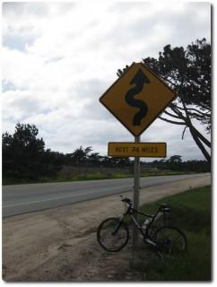 74 Meilen Kurven auf dem Highway No 1