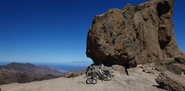 Panorama Roque Nublo