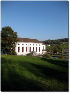 Das Ziel - Kraftwerk Wynau