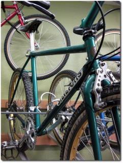 Steve Potts Räder aus allen Epochen