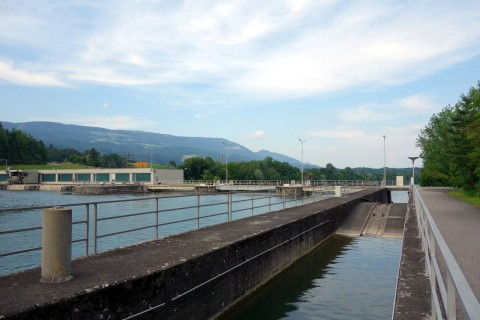Kraftwerk Flumenthal
