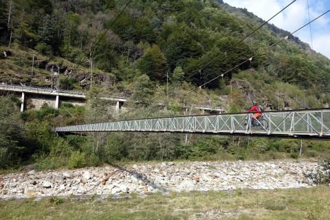 Hängebrücke - Alnasca