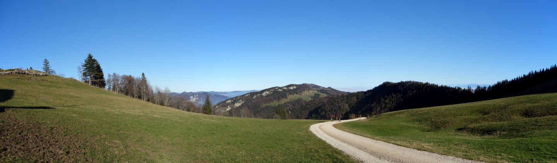 Panorama Althüsli Jurakette