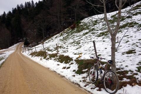 Der erste Schnee im 2014