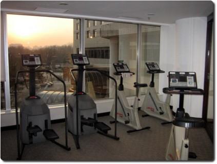 Ein weiteres Fitness in Beijing