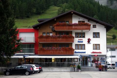 Hotel Astoria - Ulrichen