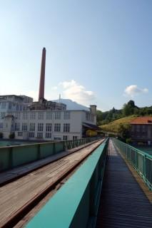 Attisholzbrücke als neuer Radweg