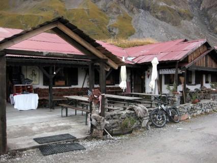 Auberge du Sanetsch