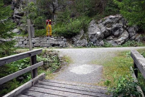 Brücke Zügenschlucht Pt 1236