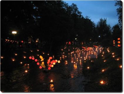 Lichterfest Bad Krozingen