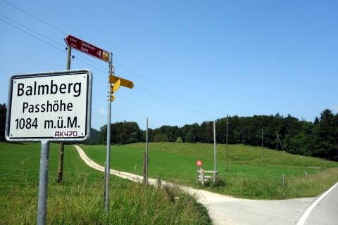 Balmberg - geschafft