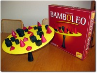 Brettspiel Bamboleo