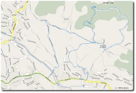 Bantiger Loop Google Maps