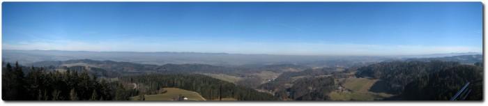 Panorama Jura Aussichtsplattform Bantiger