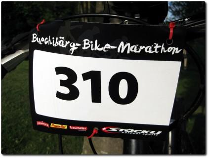 4. Stöckli Buechibärg Bike Marathon - Startnummer
