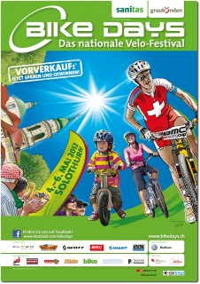 Bike Days Plakat