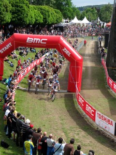 Bike Days 2014 - Cross Country Rennen