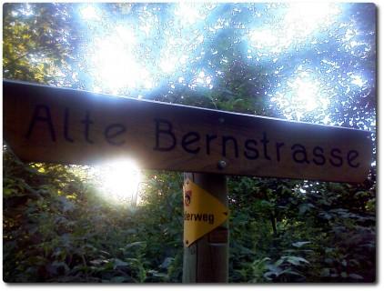Alte Bernstrasse