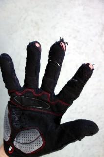 BG Ridge Handschuhe - Alt