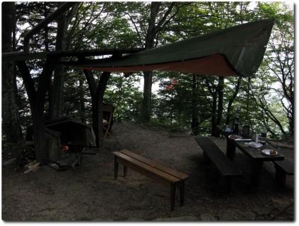 Chalet Geissfluh - Terrasse