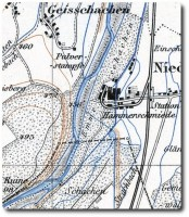 Siegfriedkarte