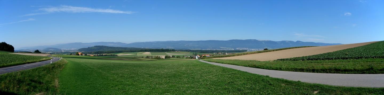 Panorama Biezwil Punkt 587