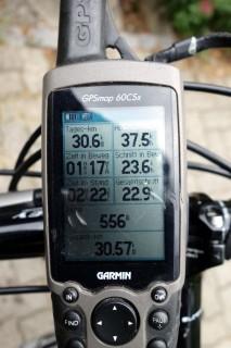 Bike2Work - Hinfahrt