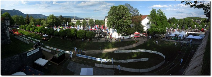 Panorama Bike Days 2012 - Schanzengraben