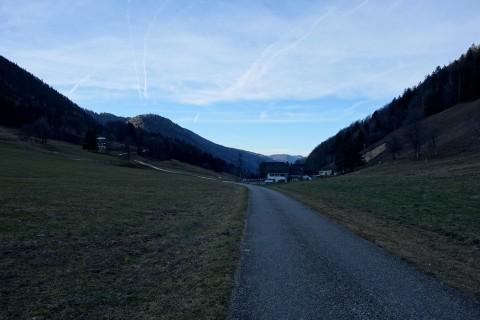 Binzberg - Blick nach Westen