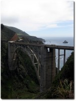Bixby Bridge - Eleganz