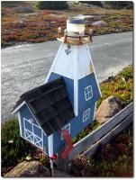 Amerikanische Briefkästen Leuchtturm Variante 2