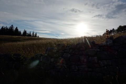 Bettlachstock - Sonnenuntergang