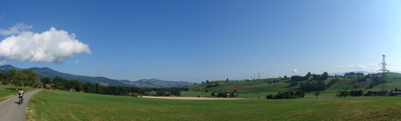 Panoramafahrt nach Bluemenstein