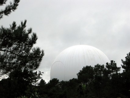 Planetarium in Pleumeur - Bodou