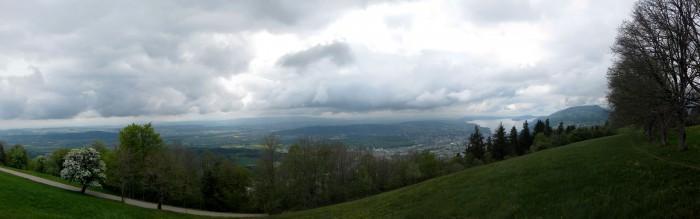 Panorama Bözingenberg