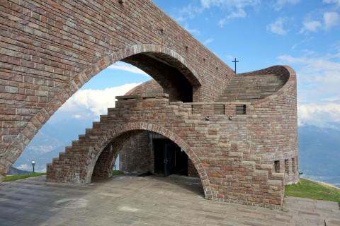 Botta Kirche - Impressionen 3
