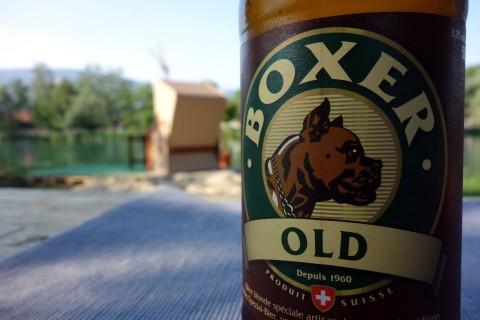 Eines der besseren Biere