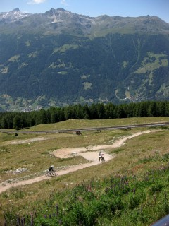Tignousa - Bike Park St-Luc