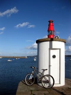 Biken in der Bretagne