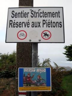 Bikeverbote Bretagne 1