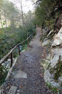 Trail bei Brione Verzasca
