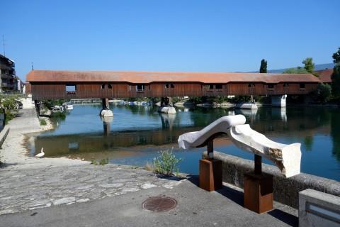 Aarebrücke Büren
