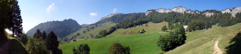 Panorama oberes Brüggli